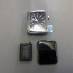 apple watch 画面交換