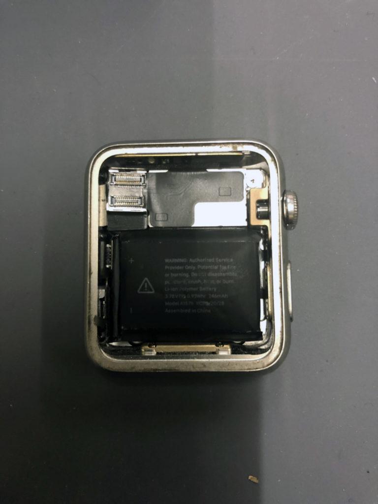 Apple Watch内部