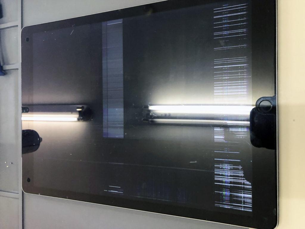 iPad Pro 12.9 液晶修理