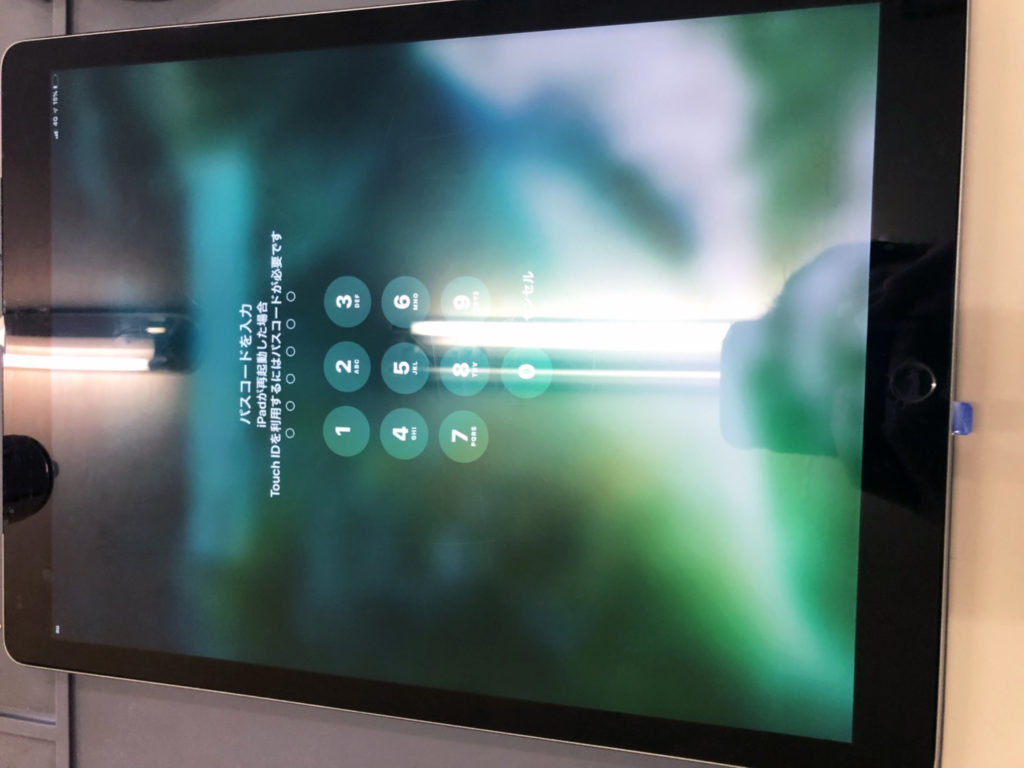 iPad Pro12.9-2017修理完了