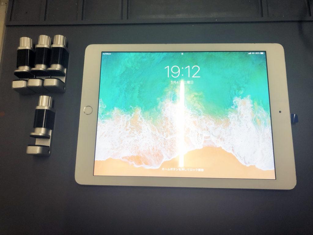 iPad6修理完了