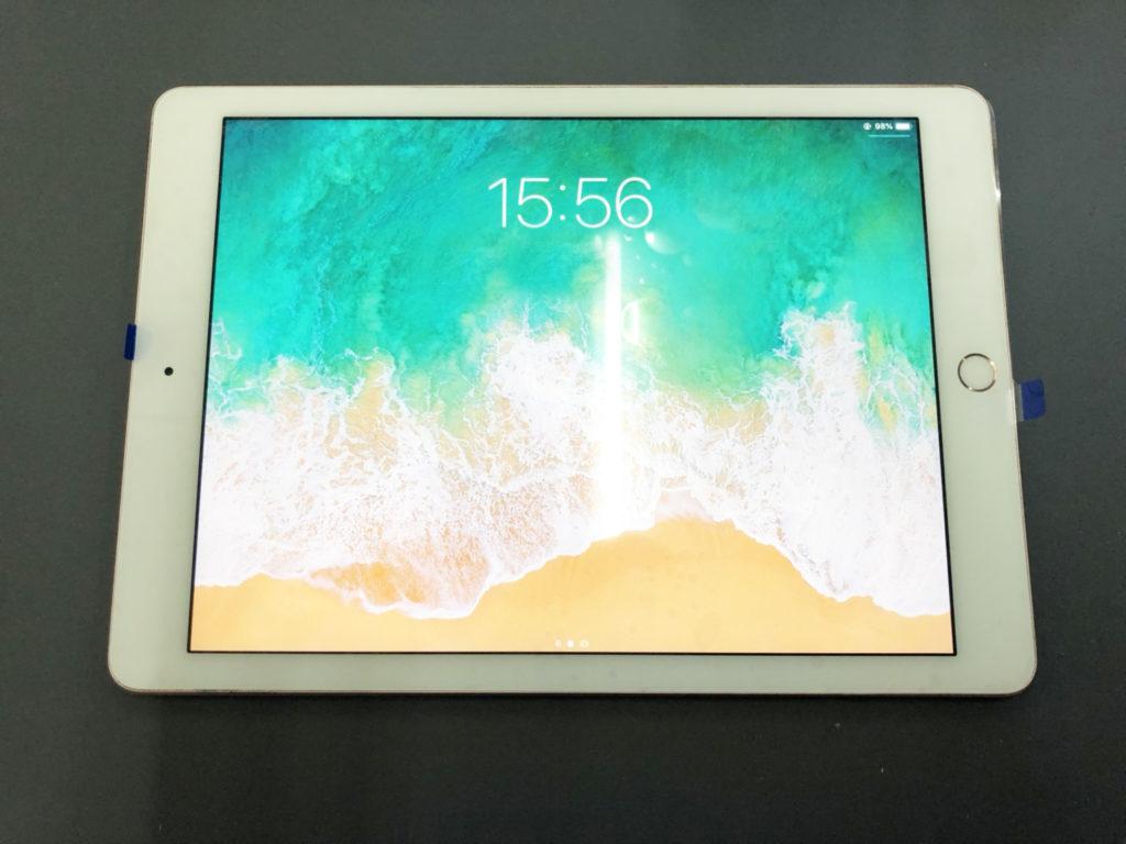 iPad pro9.7液晶交換