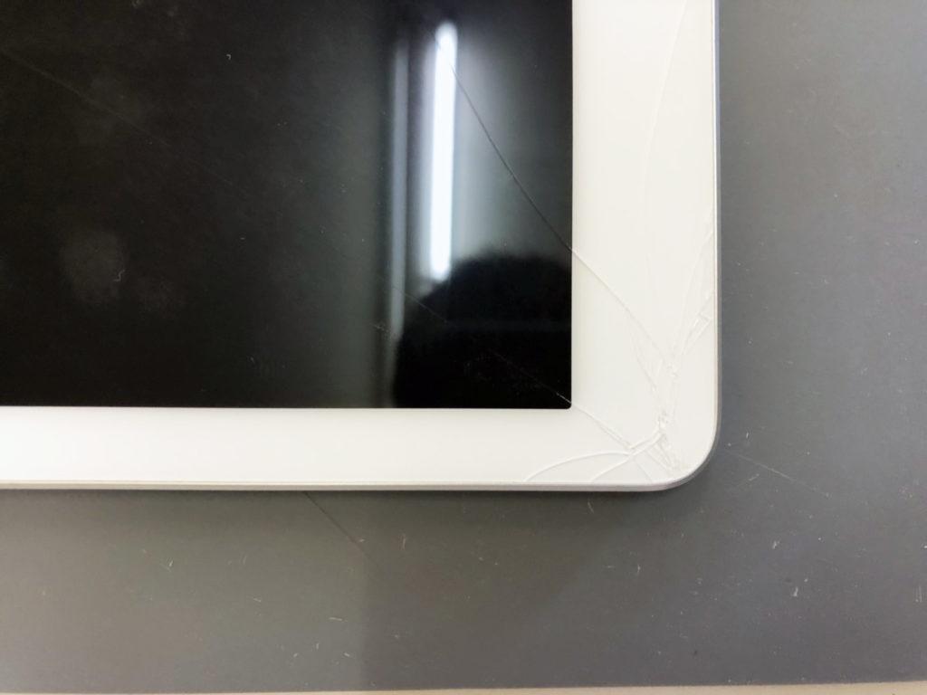 iPad Pro 12.9画面割れ