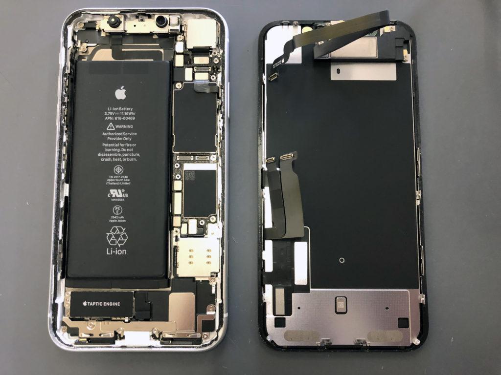 iPhoneXR内部