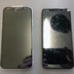 iPhoneXRガラス割れ修理