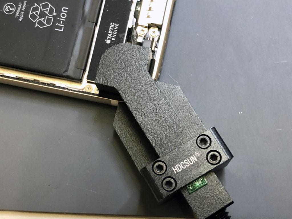 iPhoneフレーム修正機