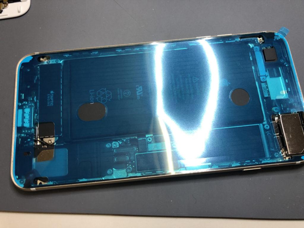 iPhone7Plusハウジングシール