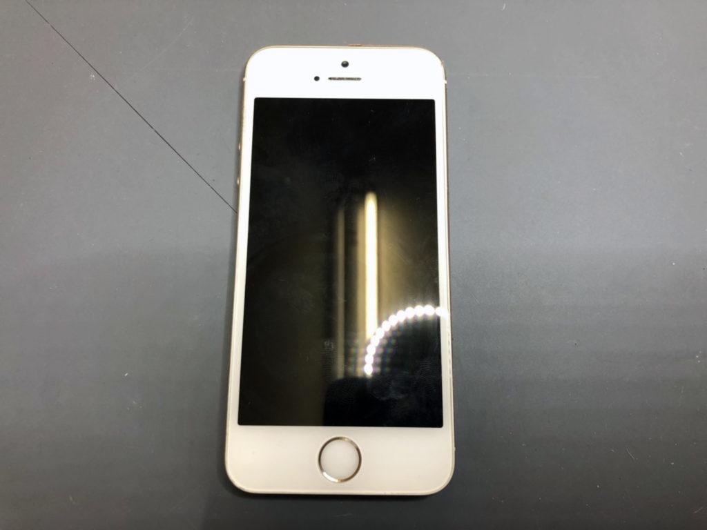 iPhone5s起動不良