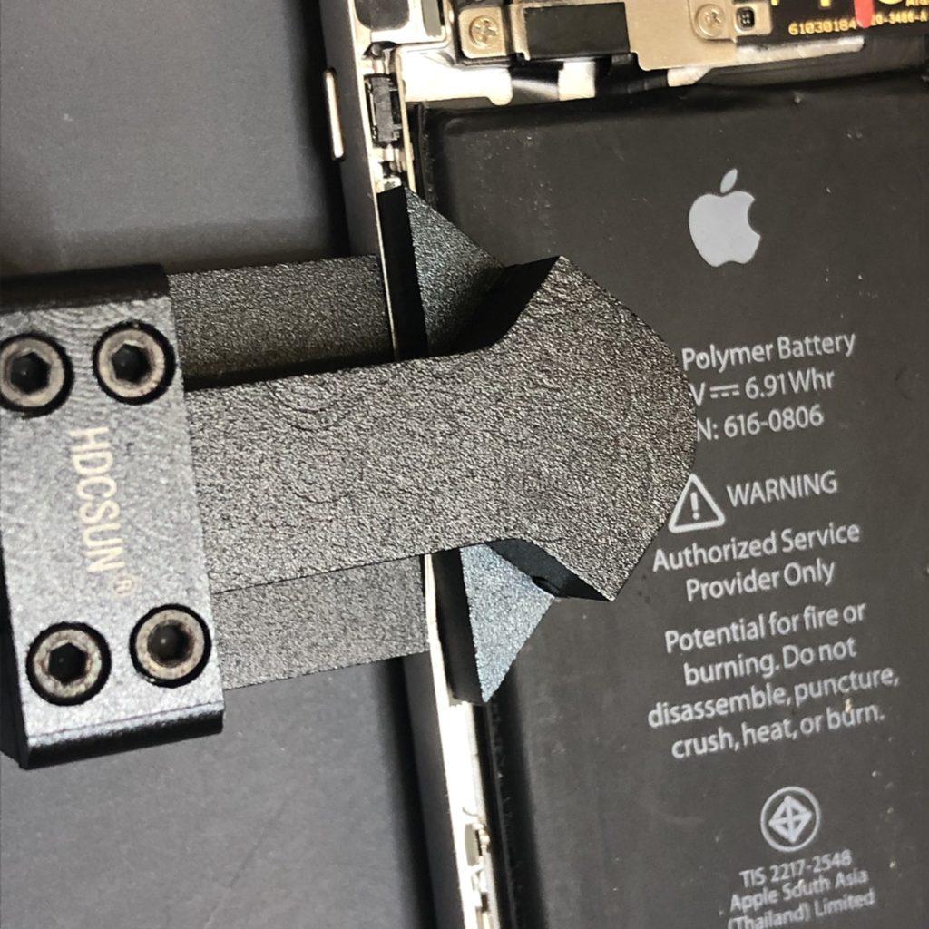 iPhoneフレーム修正