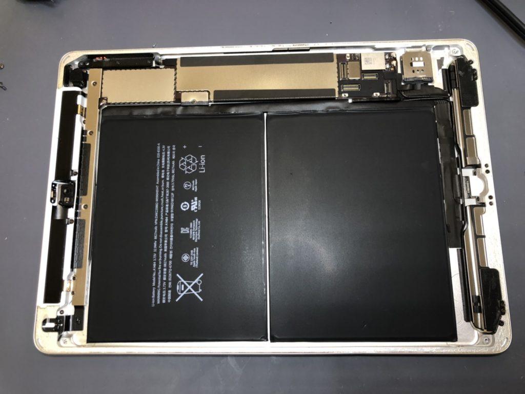 iPad Air内部