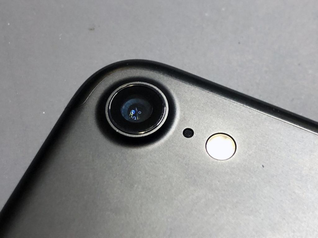 iPhone7カメラレンズ交換