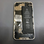 iPhone4s起動不良