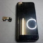 iPhone X イヤースピーカー交換