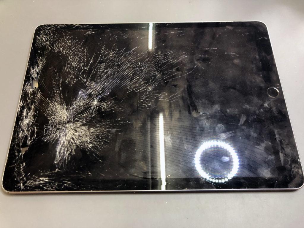 iPad Pro9.7 画面割れ