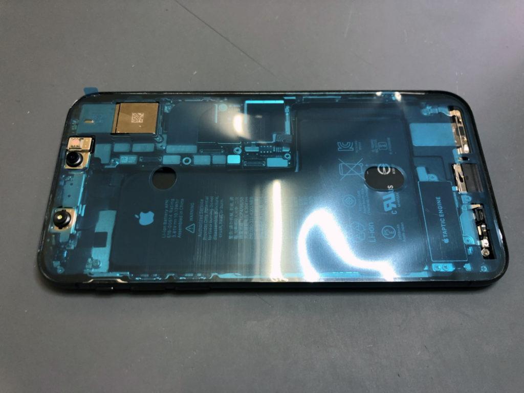 iPhone XS 防水シール