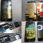 iPhone7純正再生パネル交換
