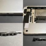 iPad Air2ボリュームボタンケーブル交換