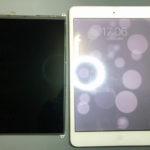 iPad mini 2 液晶交換