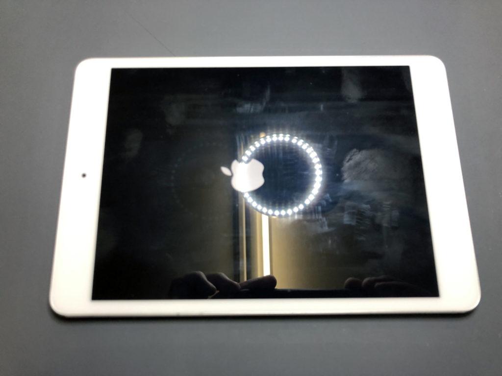 iPad mini タッチ不良