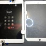 iPad Air 画面割れ修理