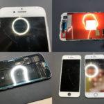 iPhone7液晶ガラス交換