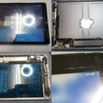 iPad Air バッテリー交換