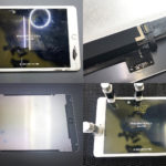iPad mini4画面交換