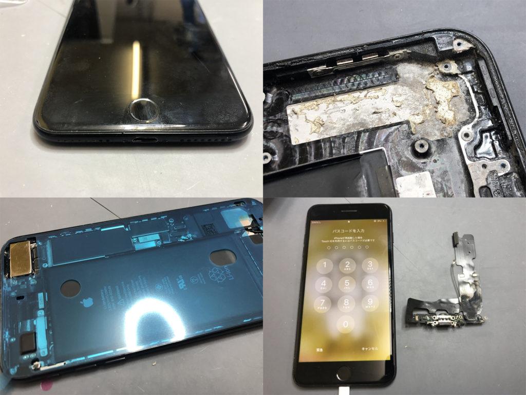 Phone 7 Plus ドックコネクタ交換