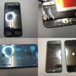 iPhone7画面割れ修理インセルLCD