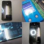iPhone XS 液晶交換修理