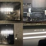 iPad Pro 11 SIMスロット交換(つくば市内より来店)