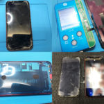 iPhone 11 画面割れ修理(龍ヶ崎市より来店)