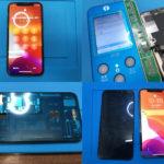 iPhone 11 Pro 画面割れ修理