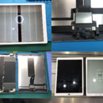 iPad Pro12.9 第1世代 液晶表示不良(龍ヶ崎市より来店)