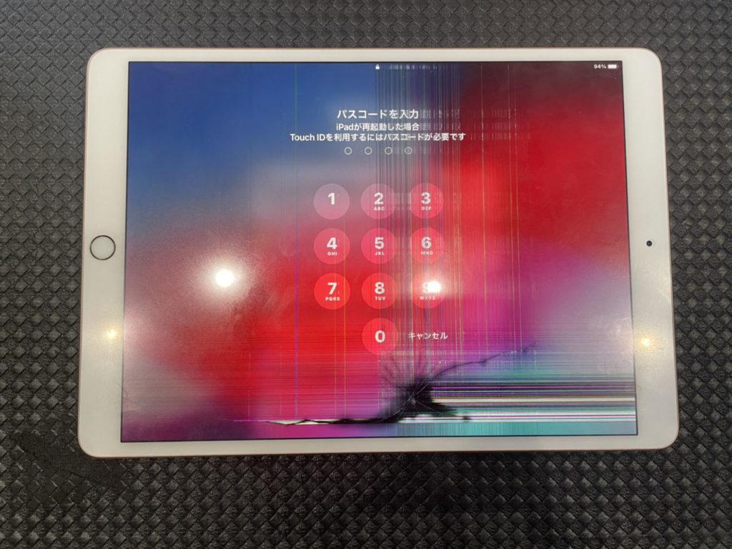 iPad Air3 液晶不具合