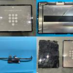 iPad Pro 11 画面割れ修理(牛久市より来店)