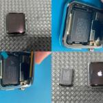Apple Watch 1 42mm バッテリー交換(石川県より郵送修理)